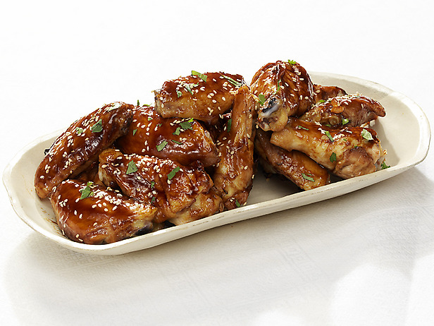 ... chicken wings 1 cup chicken teriyaki sauce sesame seeds instructions 1