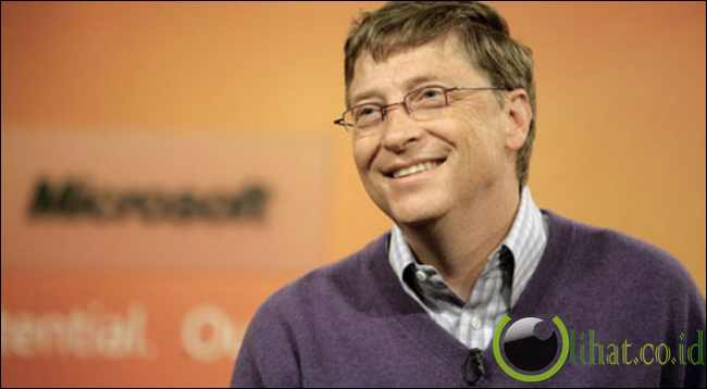 Bill Gates Bagi-Bagi Uang