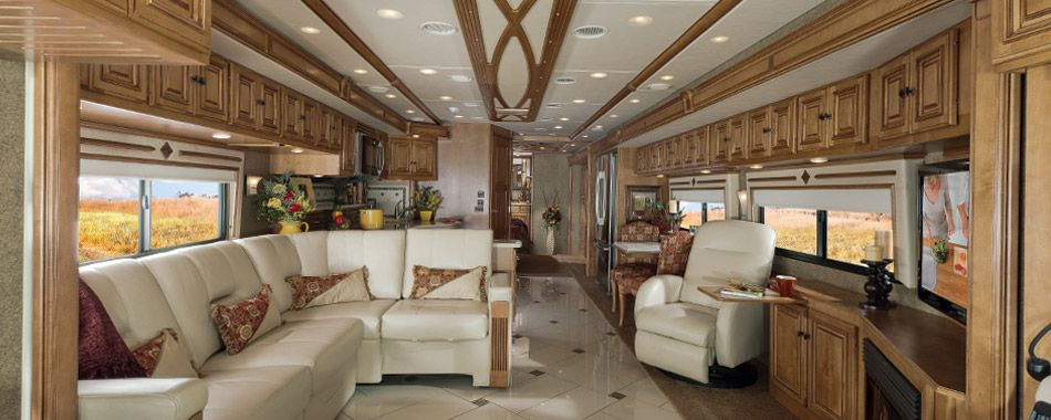 Luxury Tour Bus 2013 From Winnebago Luxury Motor Homes