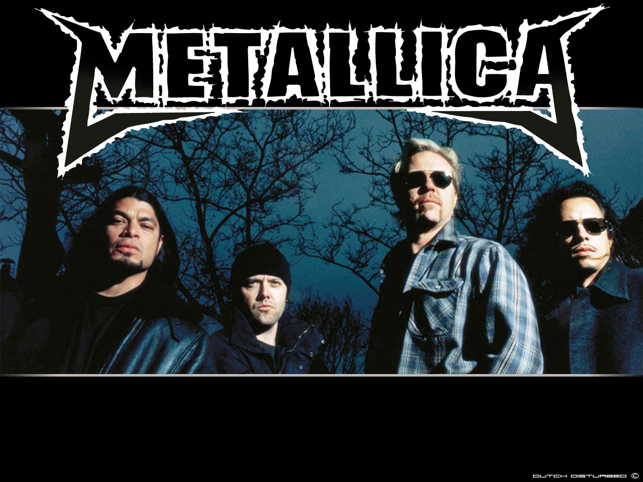 Metallica Discografia