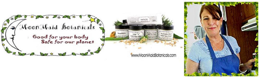 MoonMaid Botanicals from the Great Smoky Mountains of East Tennessee...