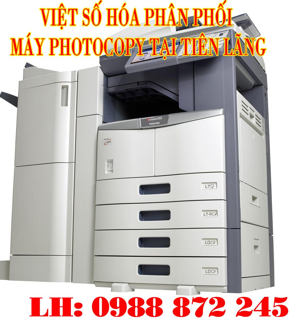 Bán máy Photocopy tại Tiên Lãng