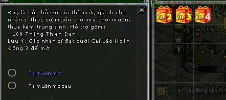 Kiếm Thế 17 phái duy nhất đang làm loạn Game thủ Việt. Event tháng 8 công nhận là khó cưỡng VIP1