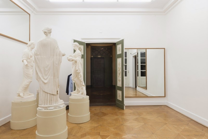 Mandla Reuter at Kunstverein Braunschweig