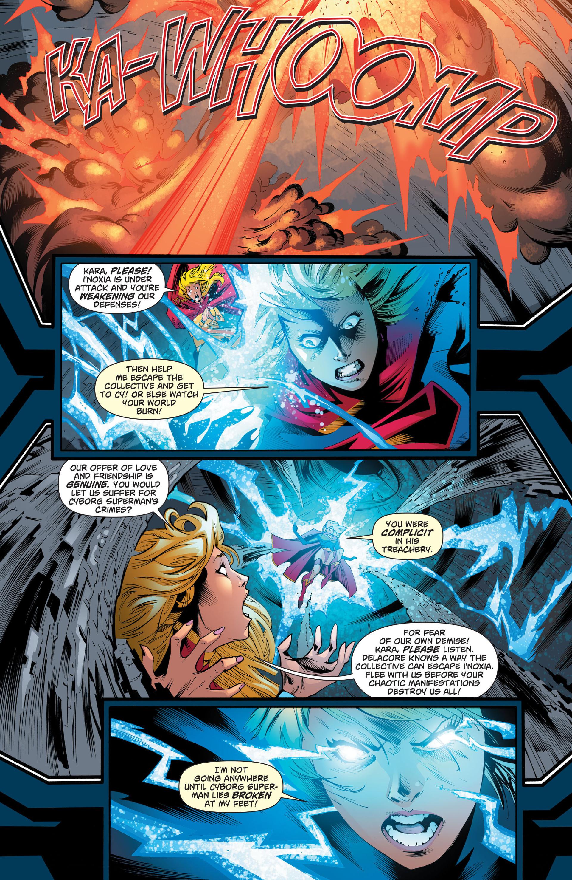 Supergirl (2011) Issue #24 #26 - English 9