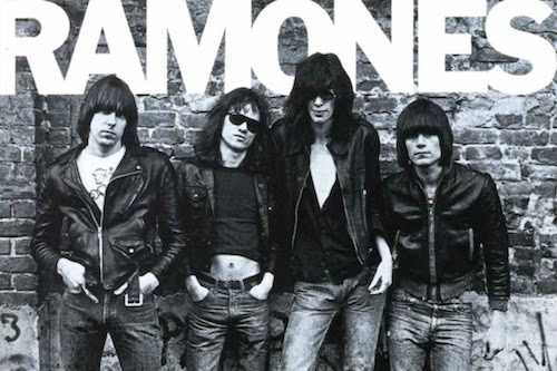 The Ramones image