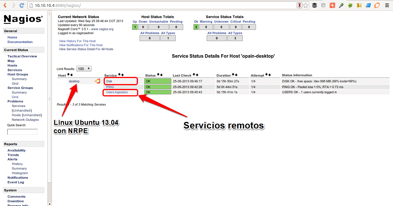 2 installation and configuration of nagios