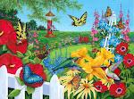 Birds n Blooms