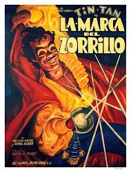 A MARCA DO ZORRO - 1950