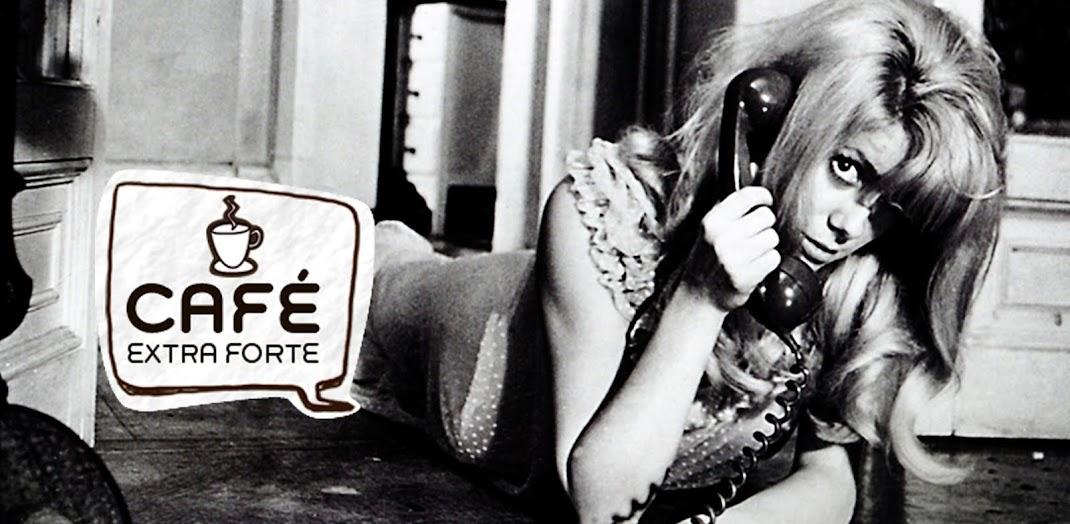 Café: extra-forte