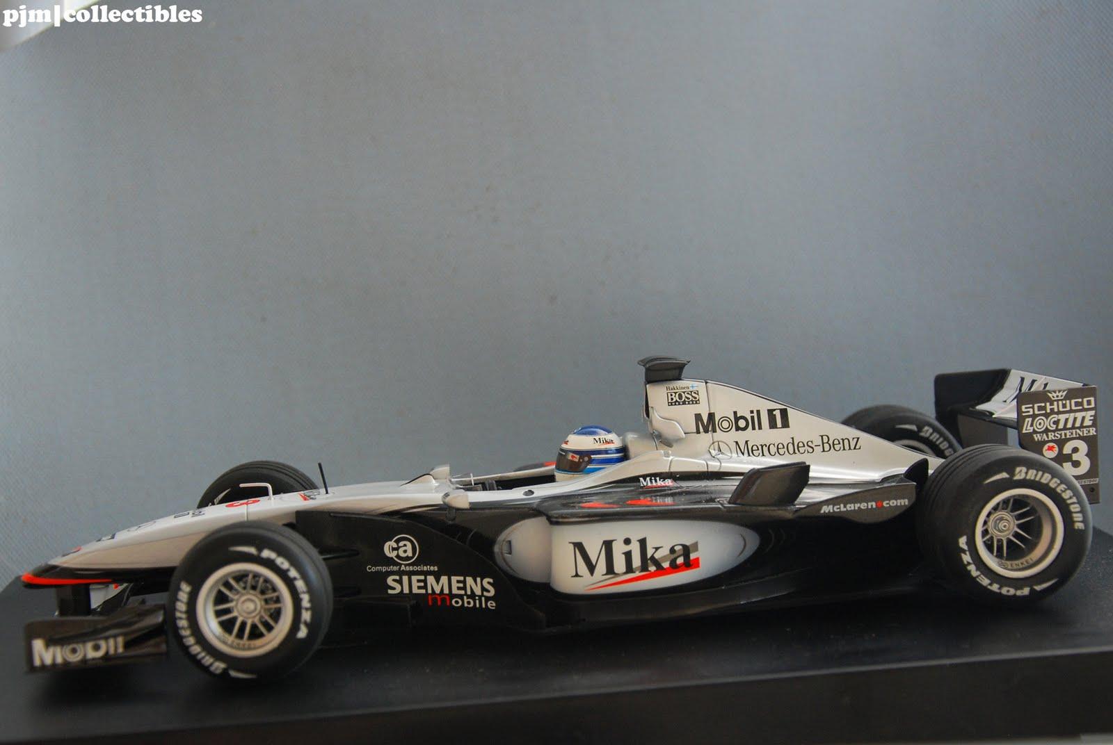 Mclaren Mercedes F1 Logo Minichamps f1 mclaren-mercedesMclaren Mercedes F1 Logo