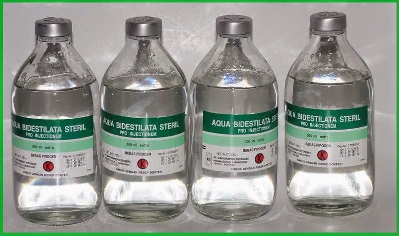aqua steril , cara menggunakan dermaroller di rumah