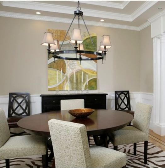 Bleeker Beige Is A Very Popular Color By Benjamin Moore You Can See