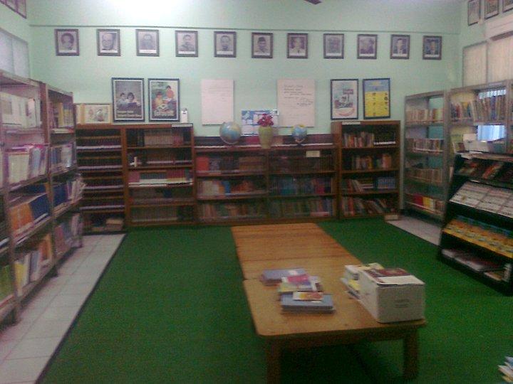 fungsi perpustakaan sekolah sebagai berikut