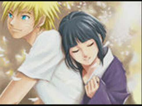 Naruto y hinata besandose - Imagui