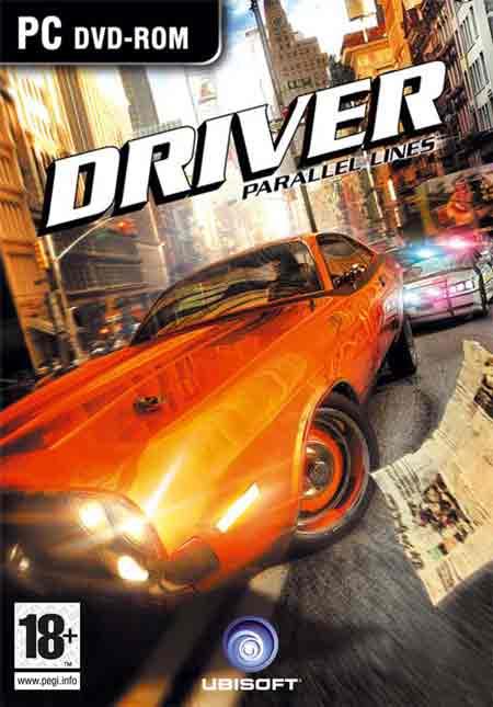 Driver Parallel Lines PC Full Español Descargar DVD5