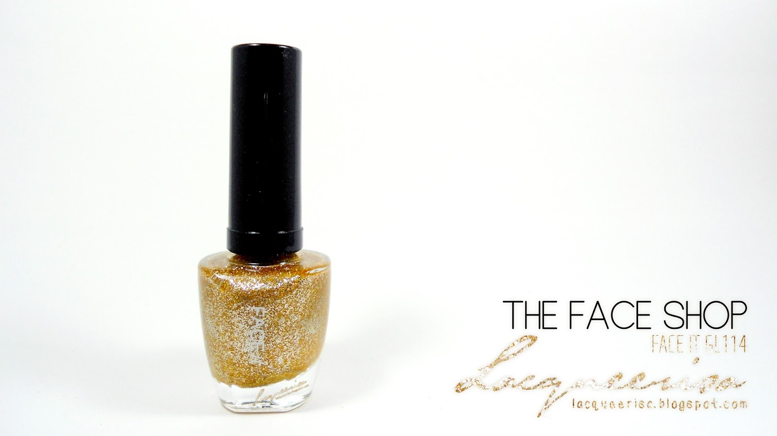 Lacqueerisa: The Face Shop GL114