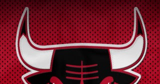 Chicago Bulls Windy City Logo NBA Basketball IPhone Wallpaper
