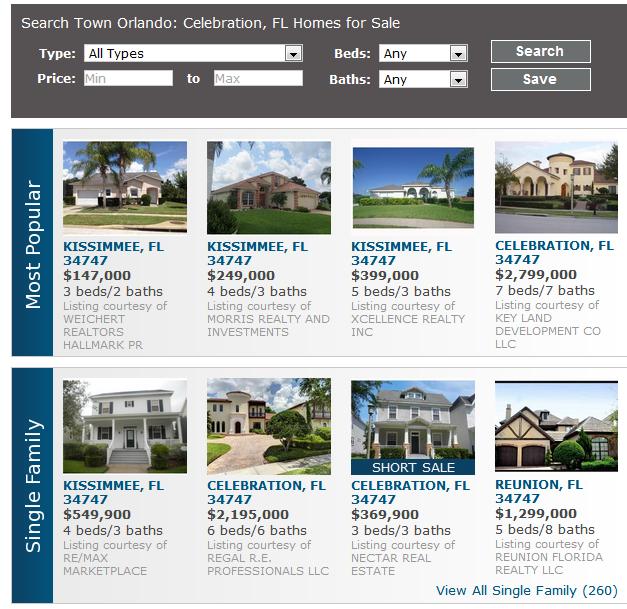 Homes For Sale Near Disney World Florida