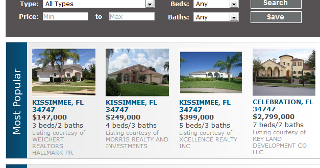 bank owned and short sale properties in kissimmee homes