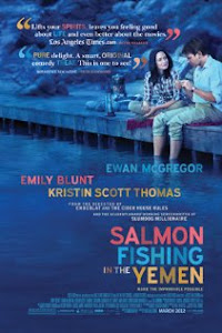 Bắt Cá Hai Tay - Salmon Fishing In The Yemen poster