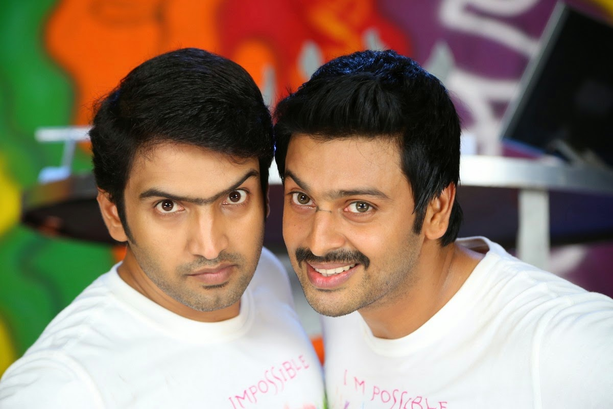 Nambiyaar Tamil Movie Photos Gallery-HQ-Photo-7