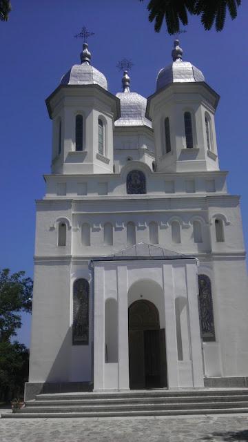 Manastirea Saon - jud. Tulcea
