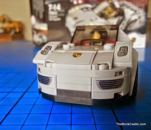 LEGO Porsche 918 Spyder 75910 Hybrid Supercar Speed Champions