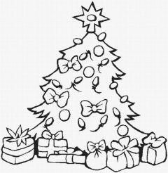 Christmas Free Printable Coloring Pages