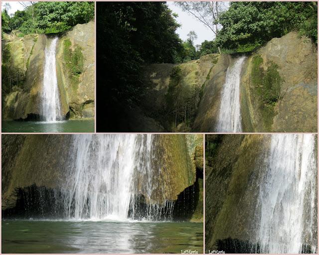 Hindang Falls in Iligan City