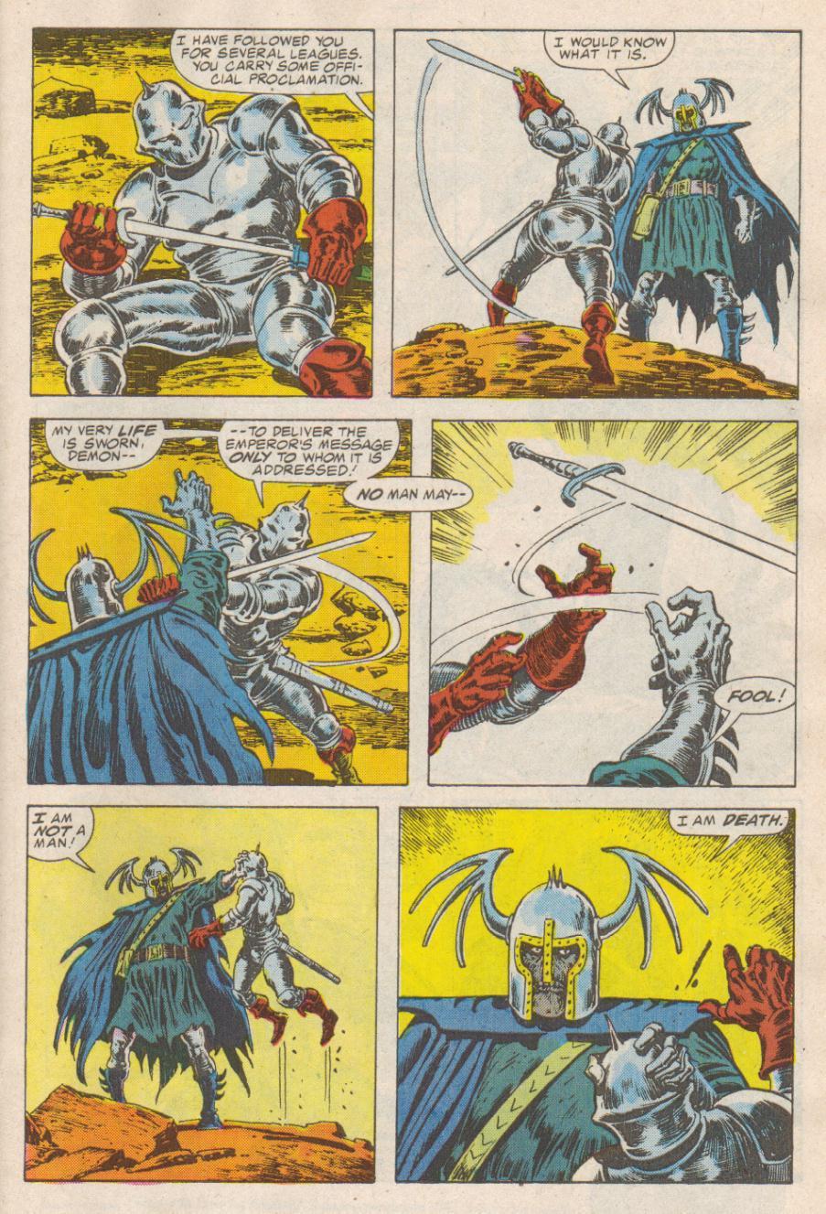 Conan the Barbarian (1970) Issue #190 #202 - English 4