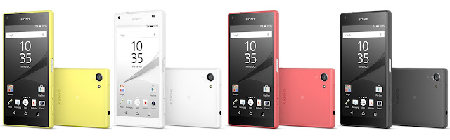 Model Sony Xperia Z5 Compact