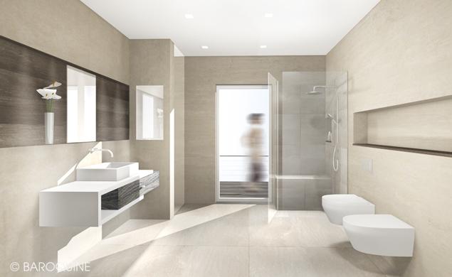 baroquine pures bad 9qm hh lokstedt. Black Bedroom Furniture Sets. Home Design Ideas