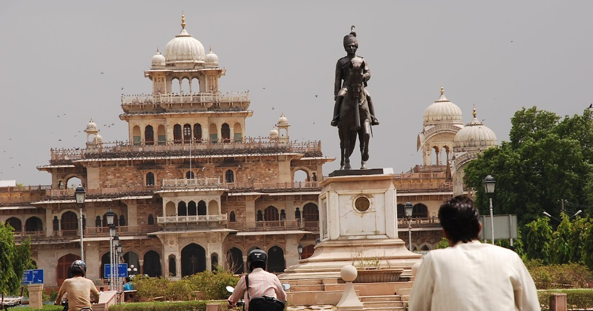 Aswana Cliche Jaipur Albert Hall Museum Amp Rambagh Palace