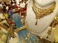 Customs duty on gold, silver and platinum was today hiked to 10 percent in third revision this year in a bid to curb the surging imports