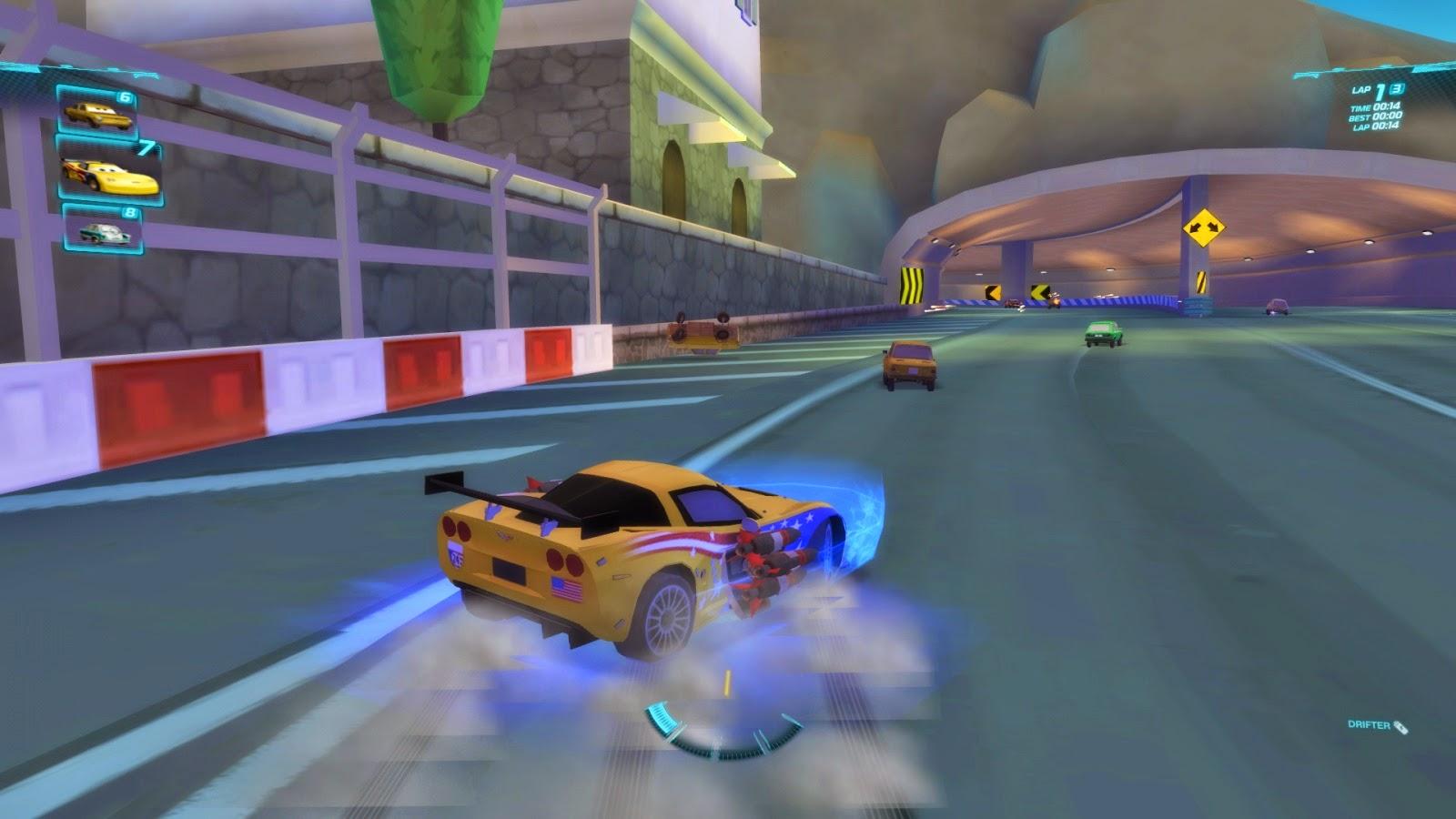 Download Game Cars 2 Full Version