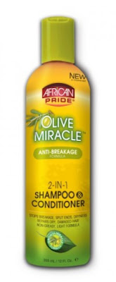 Reader Giveaway for African Pride Haircare - prize pack of 3 products