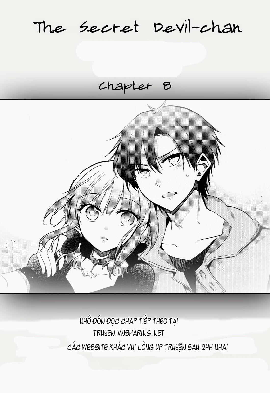 Himitsu no Akuma-chan (The Secret Devil-chan) chap 8 - Trang 28