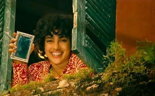 Priyanka Chopra in Barfi Movie