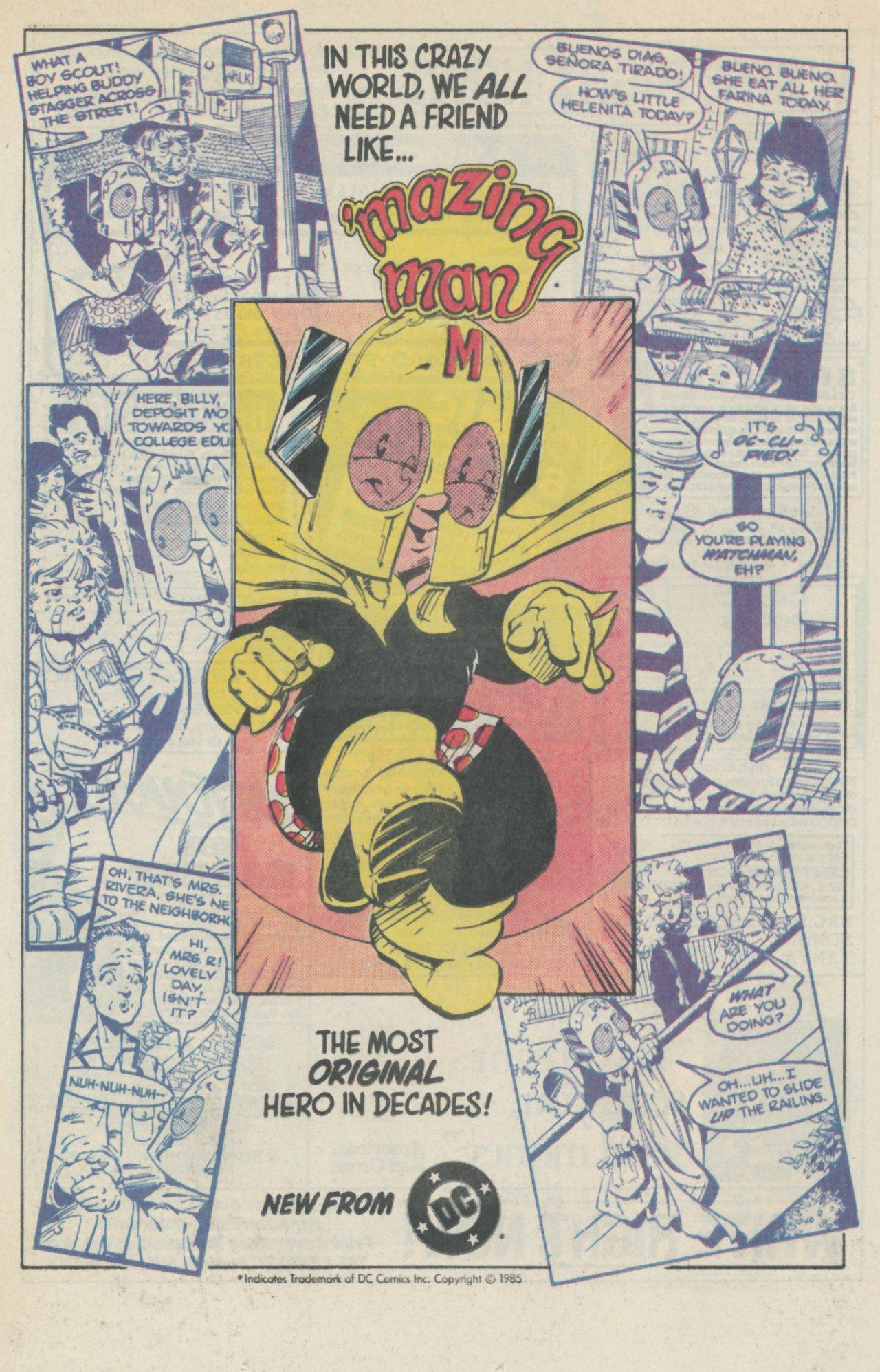 Deadman (1986) #1 #4 - English 25
