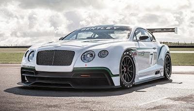 Bentley's new Conti GT3 racer
