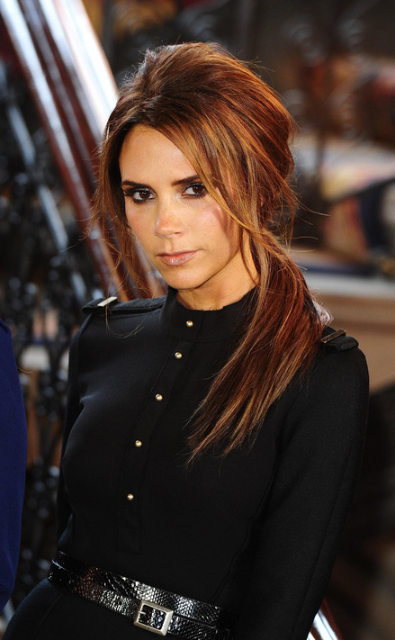 Long Hairstyles✿Victoria Beckham