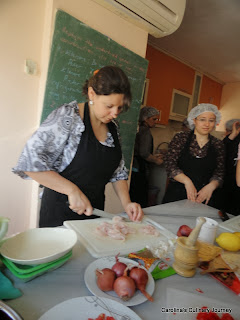 COOKING CLASSES: LATIN DISHES IN ADANA (TURKEY)