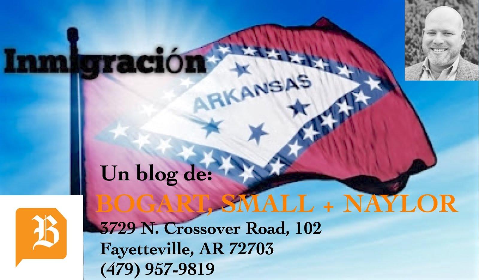 Inmigración Arkansas