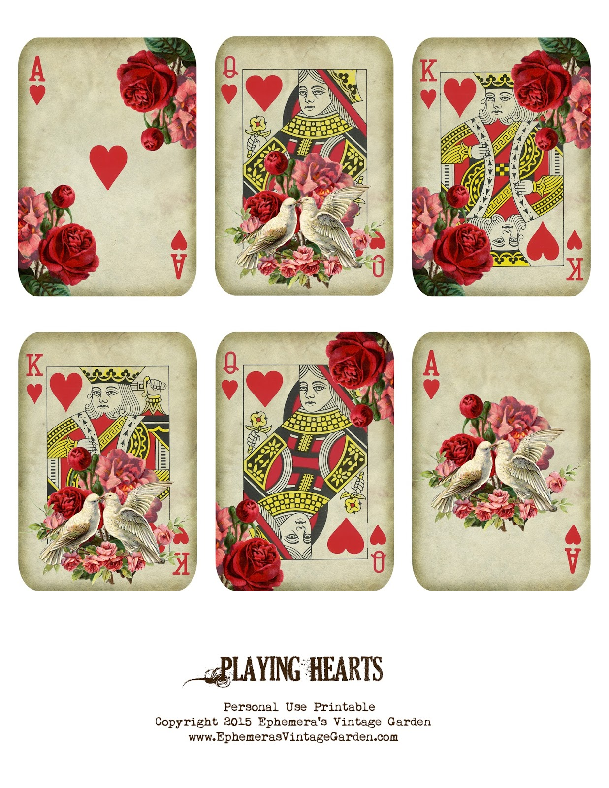 It is an image of Exceptional Free Printable Vintage Valentine Cards