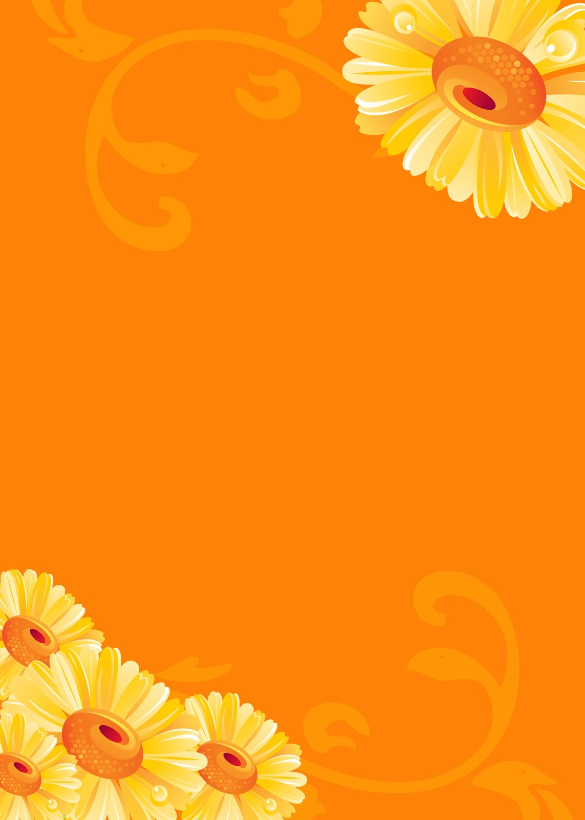 Savannah's Orange Birthday Party ~ The Invitation - The ...