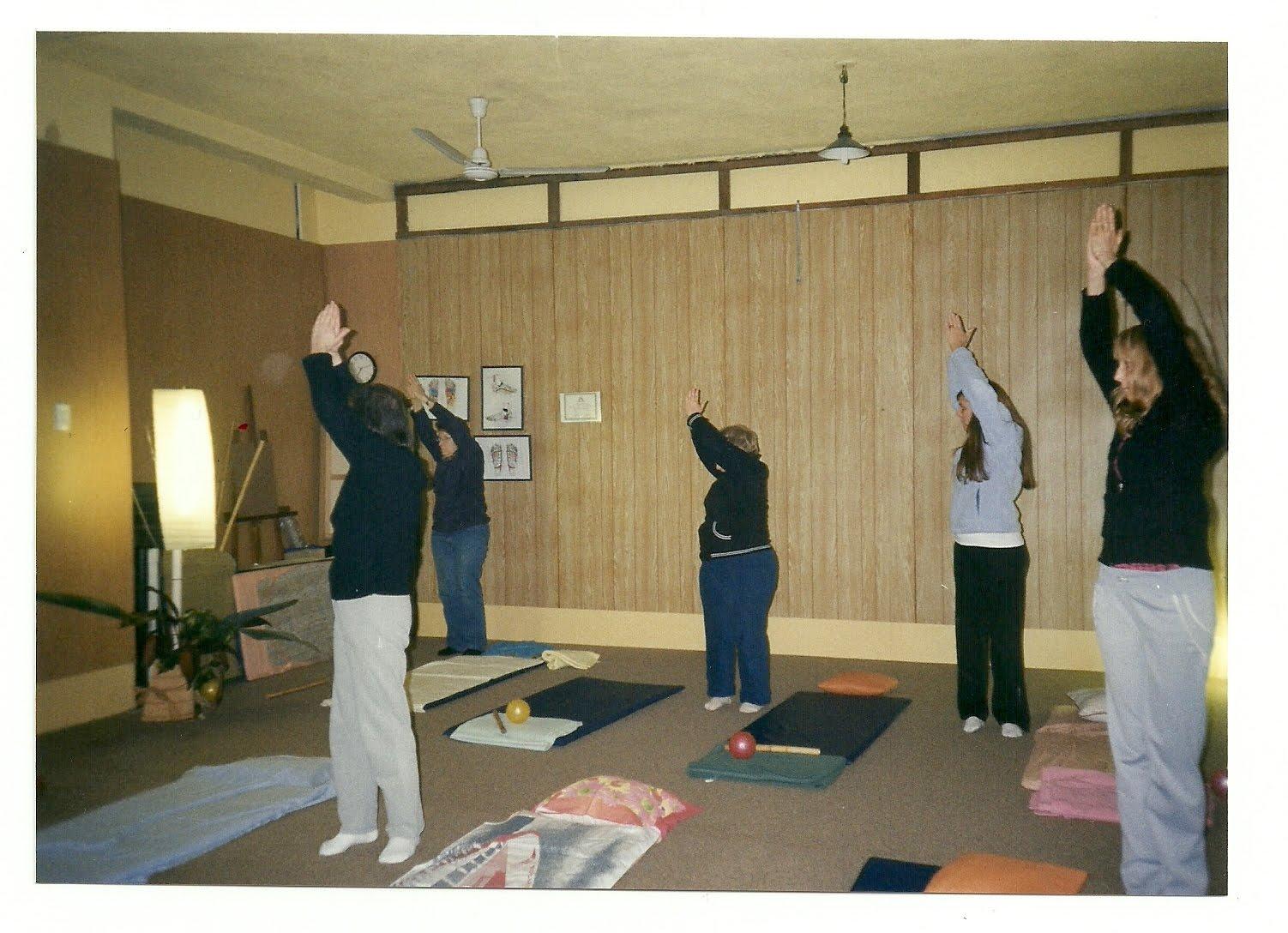 Yoga bio yoga bioenerg tico con marisa callegari vicente l pez clases de yoga bioenerg tico - Clases de yoga en casa ...