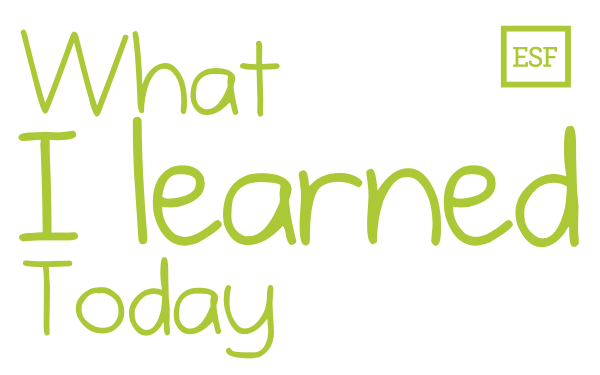 what i learned in the six Everything i know about lean i learned in first grade [robert o martichenko  leaning into six sigma : a parable of the journey to six sigma and a lean enterprise.