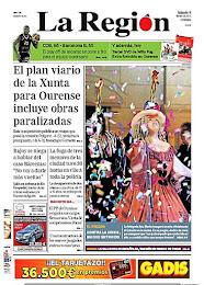 Pregón Entroido Ourense 2013
