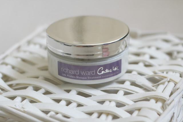 Richard-Ward-silk-protein-masque-treatment-review